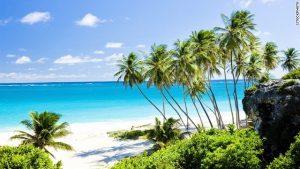 плаж в Барбадос