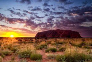 климат в Австралия