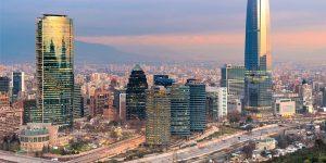градовете в Чили