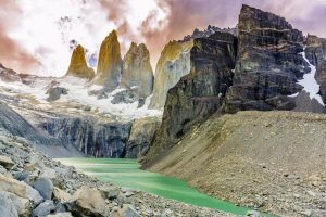 Времето в Чили