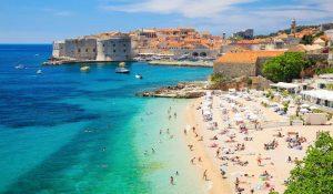 плажа в Хърватия