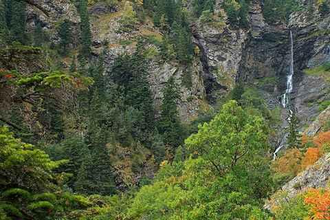 Джендемски водопад