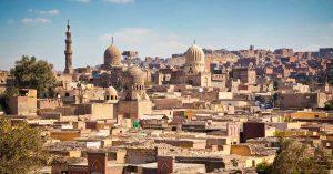 градове в Египет