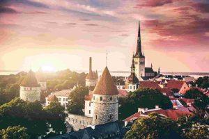 климат в Естония