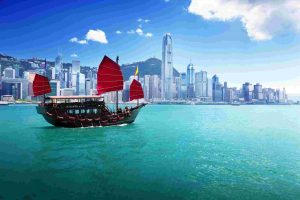 Времето в Хонконг