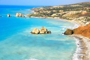 плаж в Кипър
