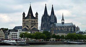 Кьолнската катедрала
