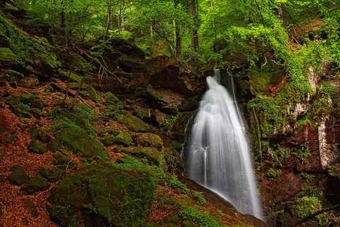 Копренски водопади