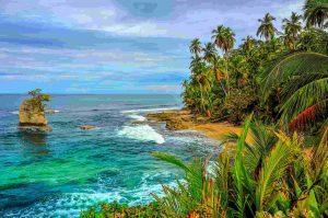 Плаж в Коста Рика