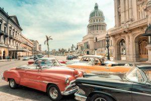 Автомобили в Куба