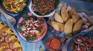 Храна в Куба