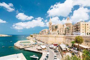 места в Малта