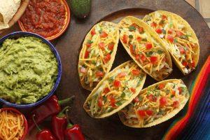 Храна в Мексико
