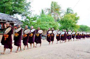 Традиции и култура в Мианмар