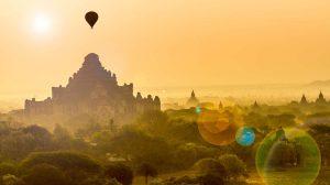 времето в Мианмар