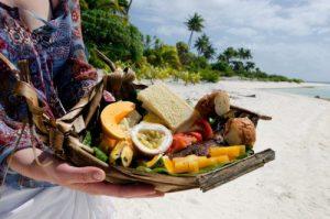 морски дарове в Мозамбик