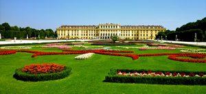Двореца Шьонбрун