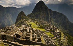 Планините на Перу