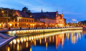 красотата на Полша