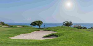Рай за любителите на голфа