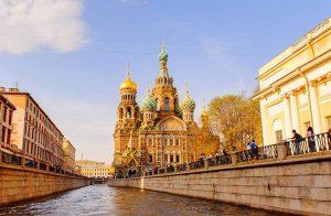 Градове в Русия