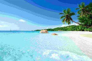 Плажовете в Сейшели