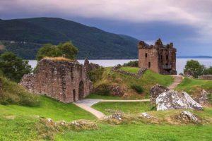 замъци в Шотландия