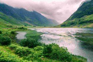 природа в Шотландия