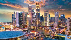 Архитектурата на Сингапур