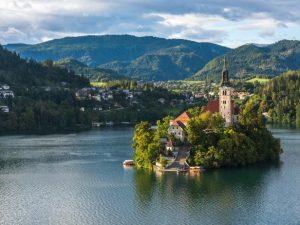 природа в Словения