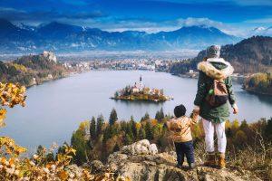 хората в Словения