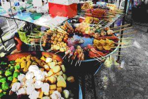 Храна в Тайланд