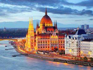 Сграда в Унгария
