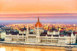 Будапеща в Унгария