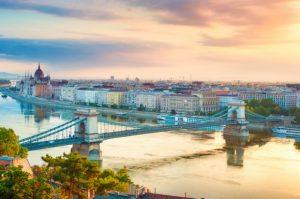 Времето в Унгария