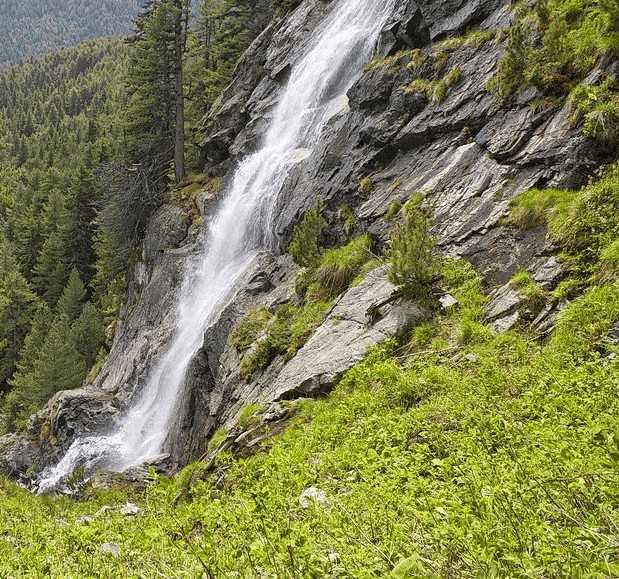 Водопад Мала Рилска Скакавица