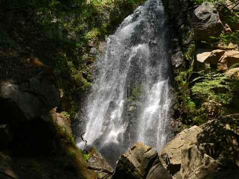 Водопад Скоко, село Кашина