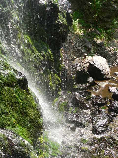 Водопад Търниченско пръскало