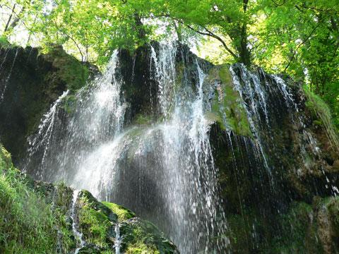 Водопад Варовитец, Етрополе