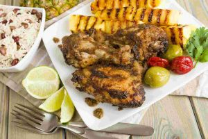 Храна в Ямайка