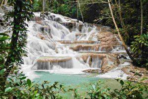 река Марта Брей в Ямайка