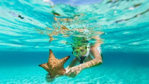 водните спортове в Ямайка