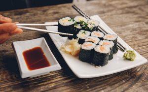 Храната в Япония
