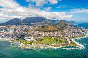 Времето в ЮАР