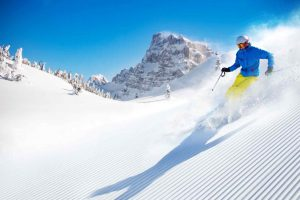 Ски в Азербайджан