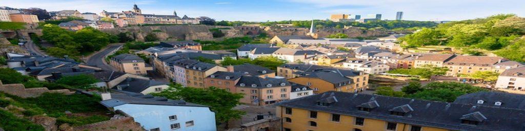 Градовете в Люксембург