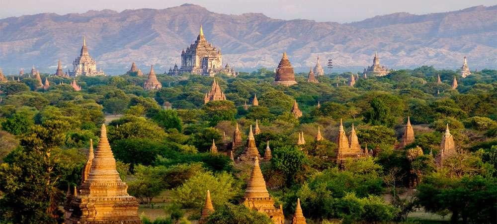 екскурзия Мианмар цена