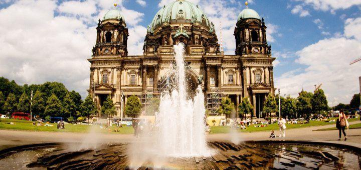 Най-красивите германски градове